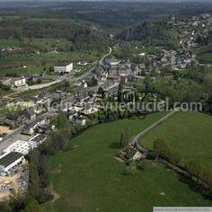 Domfront, Orne, Basse-Normandie, France landmarks | de Domfront (61700) - Autre vue | Orne, Basse-Normandie, France ...