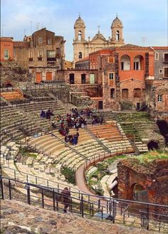 Teatro romano Catania