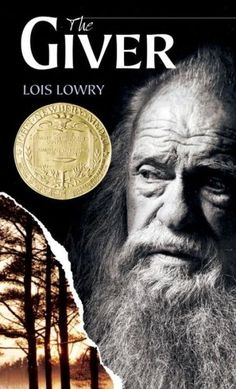 The Giver--the book that got me addicted to dystopian novels! My favorite!