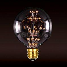 Decor8 Modern Furniture and Decor Hong Kong - Modern Lighting - Roche Industrial LED Light Bulb