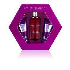 Baylis & Harding Midnight Fig and Pomegranate Tin - 3-Piece Gift Set