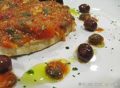 PESCE SMERIGLIO ALLA MESSINESE con olive nere di Leccino | Gastronomy Love
