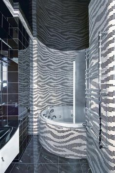 Modern Bathroom futuristic