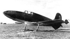 russian aircraft of ww2 | Bi-1 soviet WW2 experimental rocket plane image - Aircraft Lovers ...