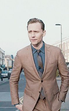 """""""Here is a handsome, thoughtful man who is not wasting his potential, and that is a heartening thing to see in this world. Also, he's tall. A thing you learn doing these interviews is that actors are always far shorter than you ever imagined. Tom Hiddleston isn't. He is tall and strapping, and I kept thinking that it is so Tom Hiddleston to live up to the hype."""""""