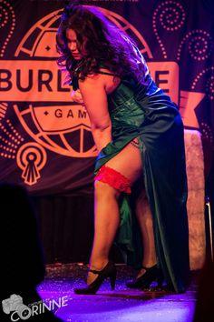 World burlesque games 2015