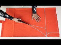 Comfortable Salwar/Pant cutting (M–Size) - YouTube