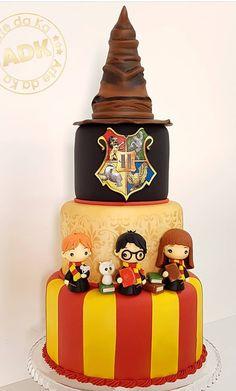 Die 168 Besten Bilder Von Harry Potter Torte Birthday Cakes Cup