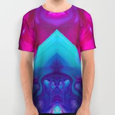 mirror 4 All Over Print Shirt by Annemarie | Society6