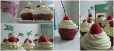 red velvet muffiny z léta <3 ,))