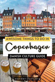 Stockholm Travel, Copenhagen Travel, Copenhagen Denmark, Beach Adventure, Adventure Travel, Denmark Destinations, Denmark Culture, Copenhagen Things To Do, Danish Culture