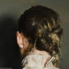 michael borremans - The ear Figure Painting, Painting & Drawing, Michael Borremans, Amazing Drawings, Portraits, Contemporary Paintings, Oeuvre D'art, Painting Techniques, Unique Art