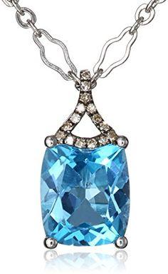 Badgley Mischka Fine Jewelry Champagne Diamonds Blue Topaz Pendant Necklace Badgley Mischka Fine Jewelry http://www.amazon.com/dp/B0095S1TRG/ref=cm_sw_r_pi_dp_kA2Lvb1RWSC60