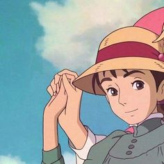 Cartoon Profile Pictures, Matching Profile Pictures, Animes Wallpapers, Cute Wallpapers, Eduardo E Monica, Personajes Studio Ghibli, Chihiro Y Haku, Studio Ghibli Art, Black Anime Characters