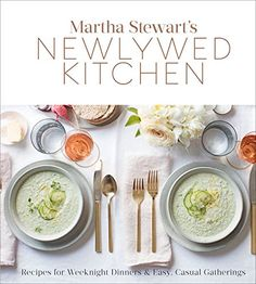 Booktopia has Martha Stewart's Newlywed Kitchen, Recipes for Weeknight Dinners and Easy, Casual Gatherings by EDITORS OF MARTHA STEWART LIVI. Buy a discounted Hardcover of Martha Stewart's Newlywed Kitchen online from Australia's leading online bookstore. Martha Stewart, Quick Weeknight Dinners, Easy Meals, Weeknight Recipes, Kitchen Recipes, Cooking Recipes, What's Cooking, Drink Recipes, Cream Cheese Pound Cake