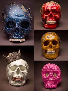 Skulls:  #Skulls, by Kpavio.