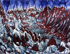 More work from Dean Buchanan Dean, Canada, Tapestry, Painting, Art, Tapestries, Craft Art, Painting Art, Kunst