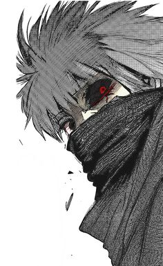 tokyo ghoul one eye king M Anime, Dark Anime, Anime Demon, Anime Art, Chibi Tokyo Ghoul, Tokyo Ghoul Pictures, Tokyo Ghoul Wallpapers, Image Manga, Arte Horror