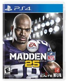 Madden NFL 25 - PlayStation 4,$49.00