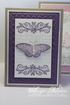 Stampin' Dreams: Stampin' Up!'s new Strength and Hope