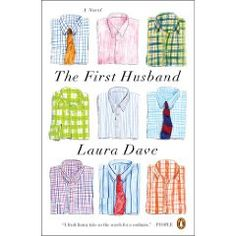 the new book cover for The First Husband! love those shirts.