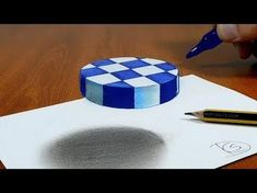 How to draw - Stairway to Heaven - 3D Trick Art on Paper - YouTube