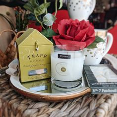 Our longest carried line at Crafted Decor years) is Trapp Candles - a bottle of perfume in every candle Trapp Candles, Romantic Candles, Ontario, Fragrance, Perfume, Crafts, Decor, Decoration, Decorating