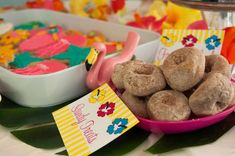 Luau Theme Summer Party Ideas | Photo 4 of 30 | Catch My Party