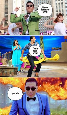 Salman Khan and PSY