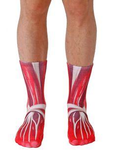 Muscle Crew Socks