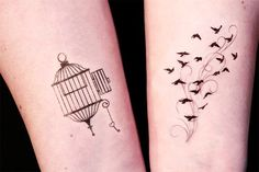 FLYING SPARROW WITH TEXT TATTOO - Google Search