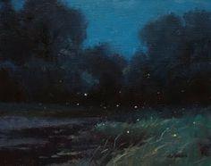 Firefly dance - Marc Hanson