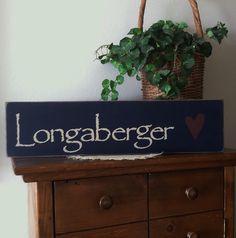 Longaberger Sign - Etsy