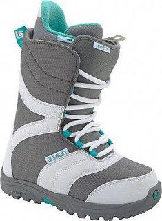 Burton Women s Coco Snowboard Boots - 2014 2015  snowboarding Snowboard  Equipment 9f1d8698c0