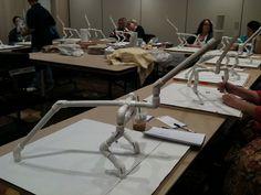 Internal Structure - T-Rex Cake | Flickr - Photo Sharing!