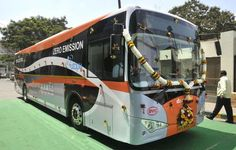 Bangalore will soon be witnessing Eco friendly electric buses running on the roads. The trail project has already begun and reviews are being collected.