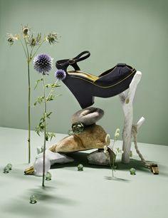 Still life and set design by Oliver Schwarzwald