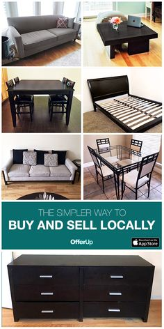 Save up to 80% on furniture, cars, household items, electronics, clothing, and more. Download OfferUp now!