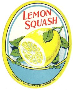 Knick of Time: Antique Graphics Wednesday - 18 Beverage Labels