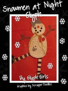 Your students will have a blast creating these fabulous snowmen, interpreting data, and displaying their creative writing this winter!Look what i...