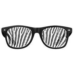 Zebra Animal Print Sunglasses