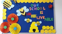 Bulletin Boards, Bee, School, Honey Bees, Bulletin Board, Bees, Data Boards