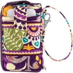 Vera Bradley Carry It All Wristlet - http://designerhandbagsoffer.com/wristlets/vera-bradley-wristlets/vera-bradley-carry-it-all-wristlet/