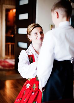 polish ritual at wedding