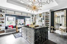 Client Story: Sabrina and Scott McGillivray - California Closets Walking Closet, Walk In Closet Design, Closet Designs, Closet Bedroom, Dream Bedroom, Master Closet, Closet Space, Closet Island, California Closets