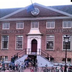 Hermitage Amsterdam in Amsterdam, Noord-Holland