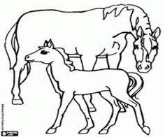 Dibujo infantil de Cerdo para colorear  Animales  Pinterest