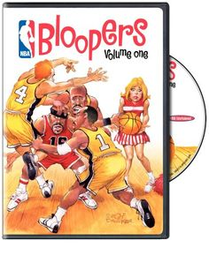 5b64948605cf NBA Bloopers  Volume 1  Reino Unido   DVD   Volume