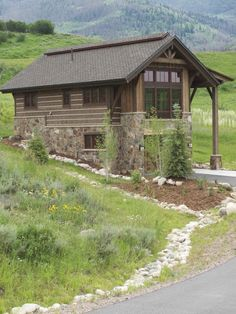 Nice Rv Port Home Plans #5 Rv Garage That Looks Like A House ...