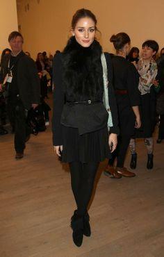 London Fashion Week Fall 2012: OP at Pringle of Scotland